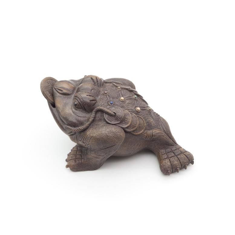 "Чашень трёхлапая жаба ""Чань Чу"" #2"