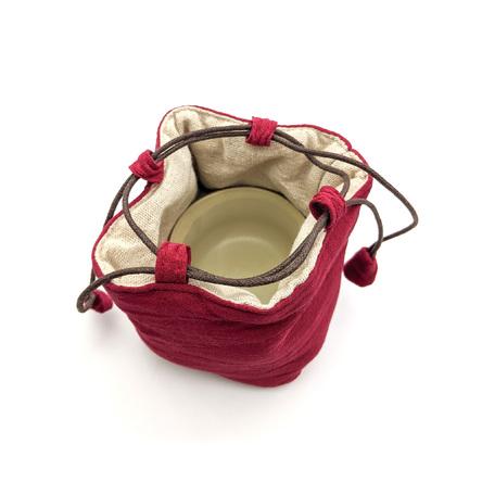 Мешочек для посуды (на 1 предмет мини)